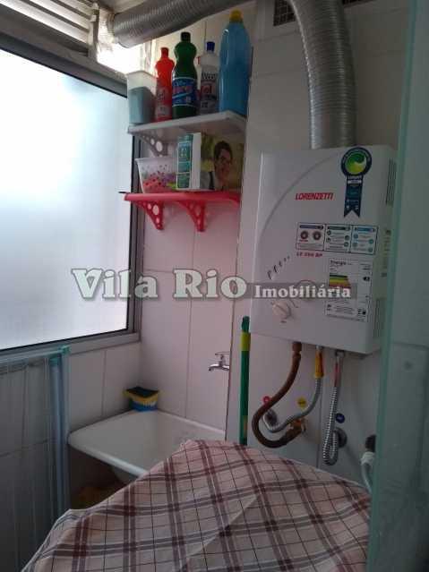 AREA - Apartamento À VENDA, Parada de Lucas, Rio de Janeiro, RJ - VAP20114 - 9