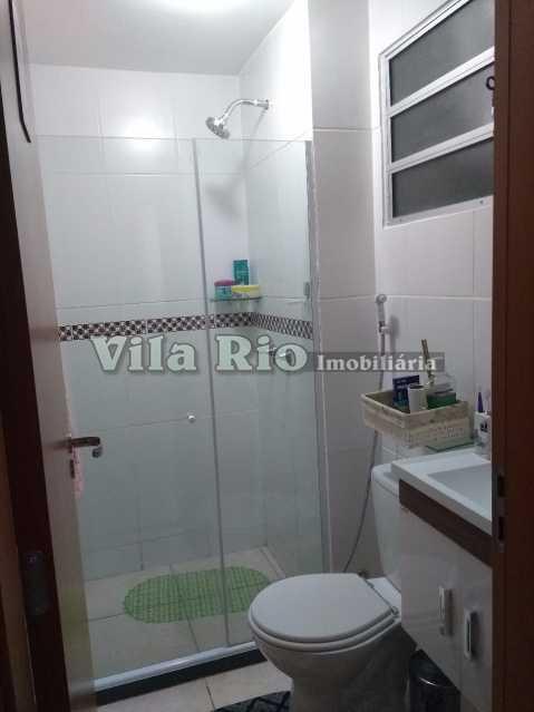 BANHEIRO 1 - Apartamento À VENDA, Parada de Lucas, Rio de Janeiro, RJ - VAP20114 - 10