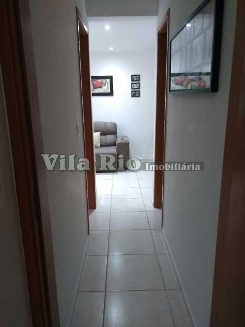 CIRCULAÇÃO - Apartamento À VENDA, Parada de Lucas, Rio de Janeiro, RJ - VAP20114 - 12