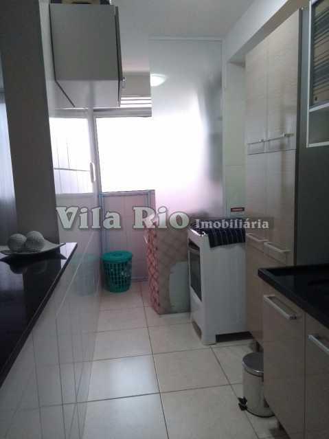 COZINHA 1 - Apartamento À VENDA, Parada de Lucas, Rio de Janeiro, RJ - VAP20114 - 13