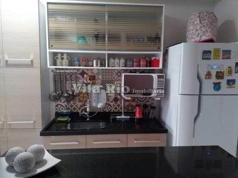 COZINHA 2 - Apartamento À VENDA, Parada de Lucas, Rio de Janeiro, RJ - VAP20114 - 14