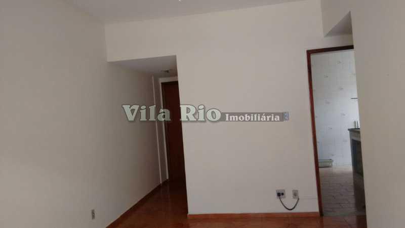 Sala.2 - Apartamento 2 quartos para alugar Vista Alegre, Rio de Janeiro - R$ 1.250 - VAP20116 - 4