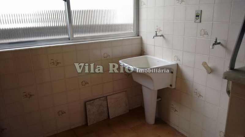 Área - Apartamento 2 quartos para alugar Vista Alegre, Rio de Janeiro - R$ 1.250 - VAP20116 - 11