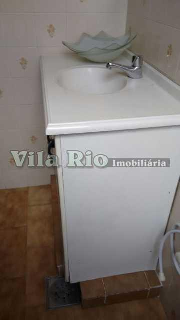 Banheiro.1.2 - Apartamento 2 quartos para alugar Vista Alegre, Rio de Janeiro - R$ 1.250 - VAP20116 - 13