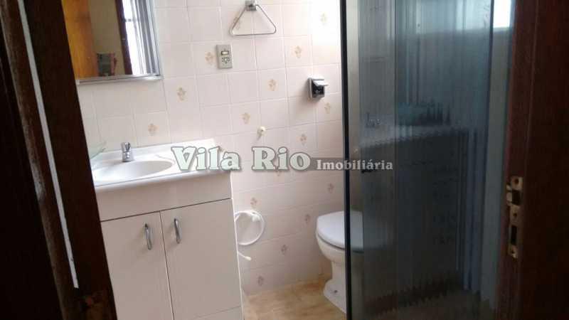 Banheiro - Apartamento 2 quartos para alugar Vista Alegre, Rio de Janeiro - R$ 1.250 - VAP20116 - 15
