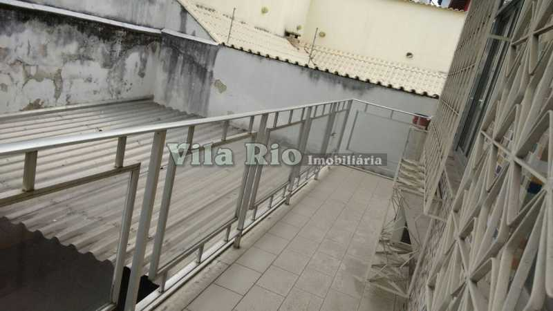 Varanda - Apartamento 2 quartos para alugar Vista Alegre, Rio de Janeiro - R$ 1.250 - VAP20116 - 23