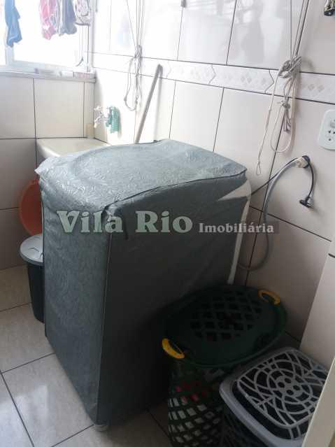 AREA - Apartamento 2 quartos à venda Vila da Penha, Rio de Janeiro - R$ 270.000 - VAP20126 - 9
