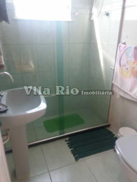 BANHEIRO - Apartamento 2 quartos à venda Vila da Penha, Rio de Janeiro - R$ 270.000 - VAP20126 - 10