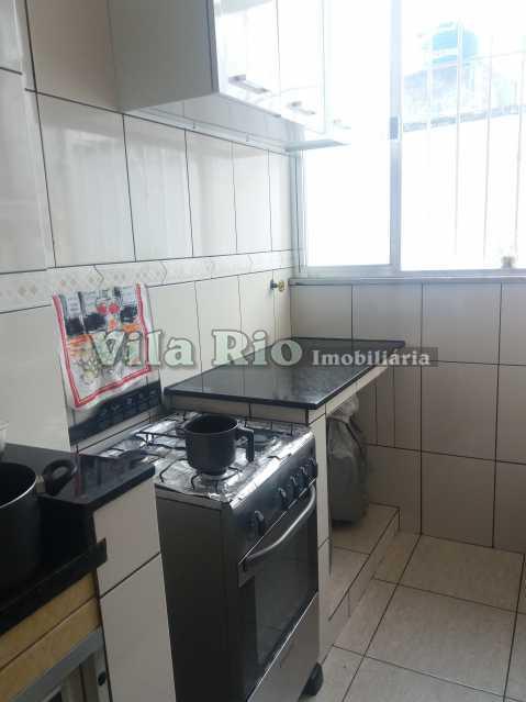 COZINHA 1 - Apartamento 2 quartos à venda Vila da Penha, Rio de Janeiro - R$ 270.000 - VAP20126 - 12