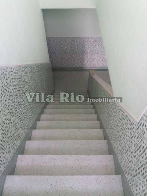 ESCADA - Apartamento 2 quartos à venda Vila da Penha, Rio de Janeiro - R$ 270.000 - VAP20126 - 16