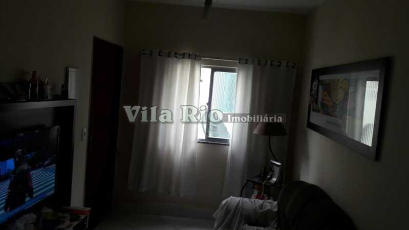 Sala1 - Apartamento 2 quartos à venda Vaz Lobo, Rio de Janeiro - R$ 160.000 - VAP20127 - 1