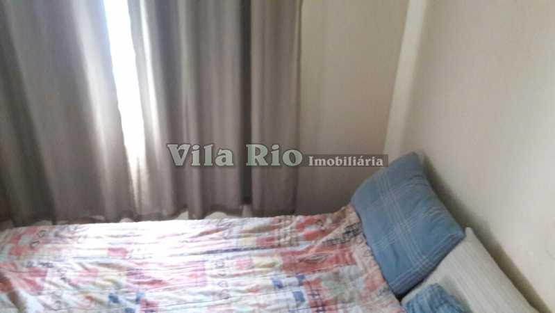 Quarto1 - Apartamento 2 quartos à venda Vaz Lobo, Rio de Janeiro - R$ 160.000 - VAP20127 - 3