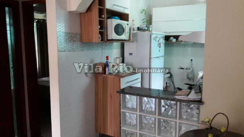 Cozinha - Apartamento 2 quartos à venda Vaz Lobo, Rio de Janeiro - R$ 160.000 - VAP20127 - 4