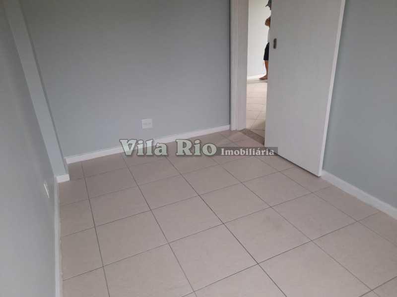 QUARTO 2. - Apartamento 2 quartos para alugar Vista Alegre, Rio de Janeiro - R$ 1.100 - VAP20129 - 5