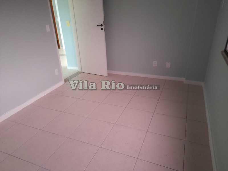 QUARTO 4. - Apartamento 2 quartos para alugar Vista Alegre, Rio de Janeiro - R$ 1.100 - VAP20129 - 7