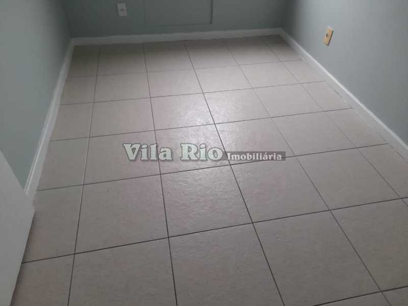 QUARTO 5. - Apartamento 2 quartos para alugar Vista Alegre, Rio de Janeiro - R$ 1.100 - VAP20129 - 8