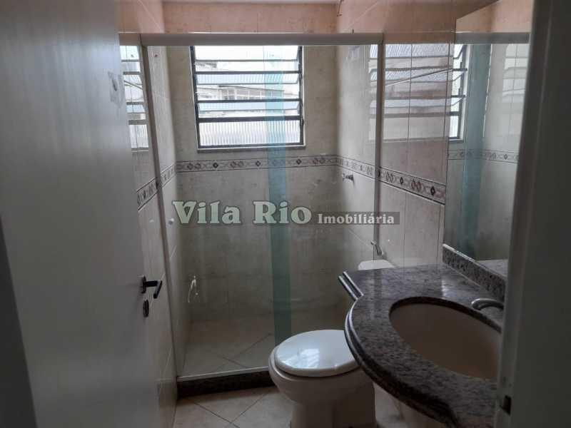 BANHEIRO 2. - Apartamento 2 quartos para alugar Vista Alegre, Rio de Janeiro - R$ 1.100 - VAP20129 - 11