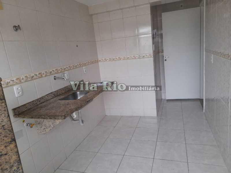 COZINHA 2. - Apartamento 2 quartos para alugar Vista Alegre, Rio de Janeiro - R$ 1.100 - VAP20129 - 13