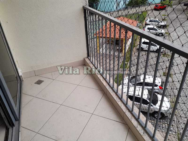 VARANDA 2. - Apartamento 2 quartos para alugar Vista Alegre, Rio de Janeiro - R$ 1.100 - VAP20129 - 17