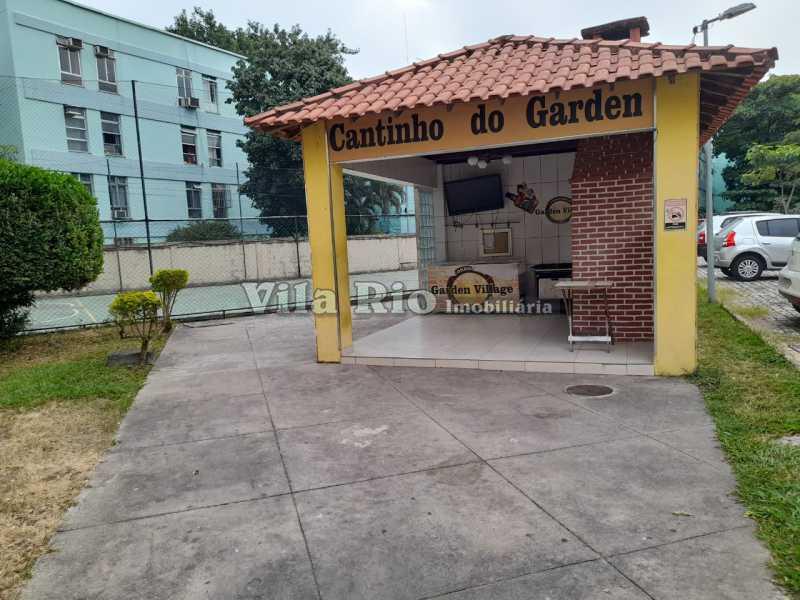 CHURRASQUEIRA. - Apartamento 2 quartos para alugar Vista Alegre, Rio de Janeiro - R$ 1.100 - VAP20129 - 18