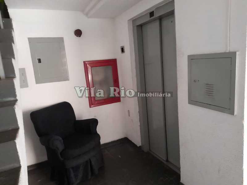 ELEVADOR. - Apartamento 2 quartos para alugar Vista Alegre, Rio de Janeiro - R$ 1.100 - VAP20129 - 19