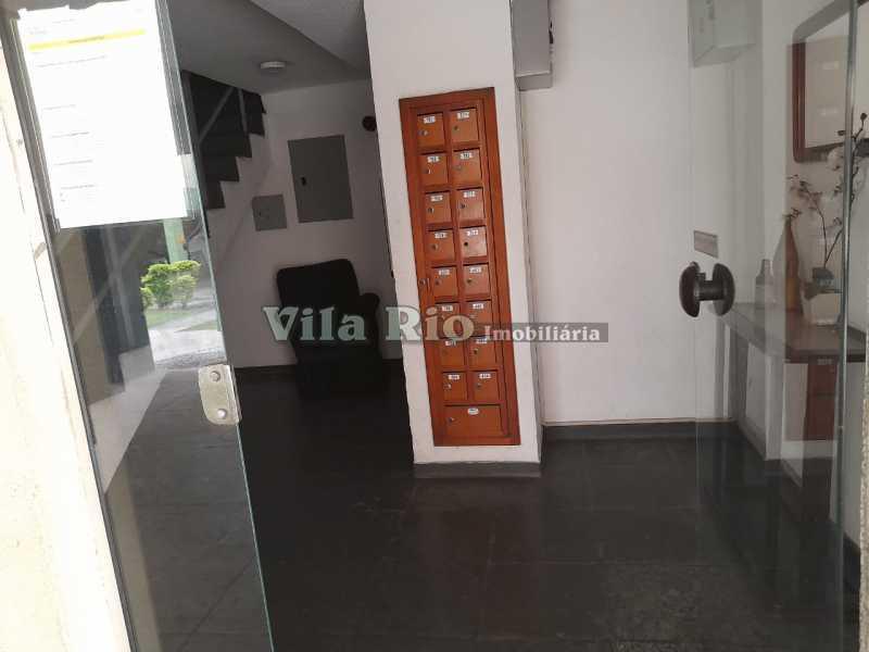 HALL. - Apartamento 2 quartos para alugar Vista Alegre, Rio de Janeiro - R$ 1.100 - VAP20129 - 21