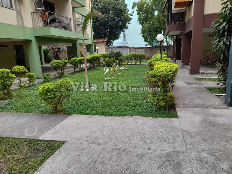 JARDIM. - Apartamento 2 quartos para alugar Vista Alegre, Rio de Janeiro - R$ 1.100 - VAP20129 - 22