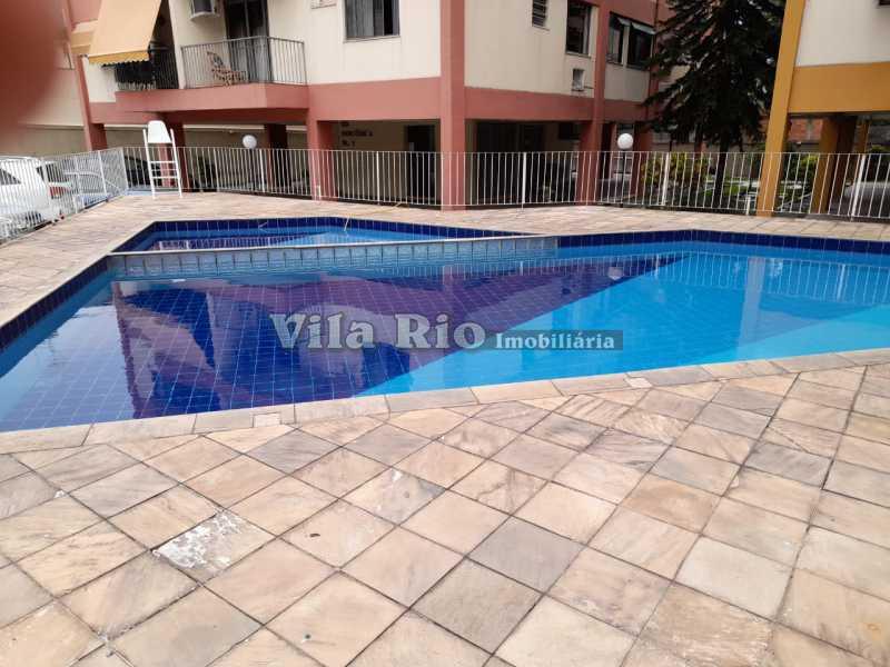 PISCINA. - Apartamento 2 quartos para alugar Vista Alegre, Rio de Janeiro - R$ 1.100 - VAP20129 - 23