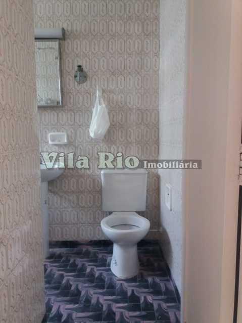 BANHEIRO 1 - Apartamento À VENDA, Penha, Rio de Janeiro, RJ - VAP30035 - 10