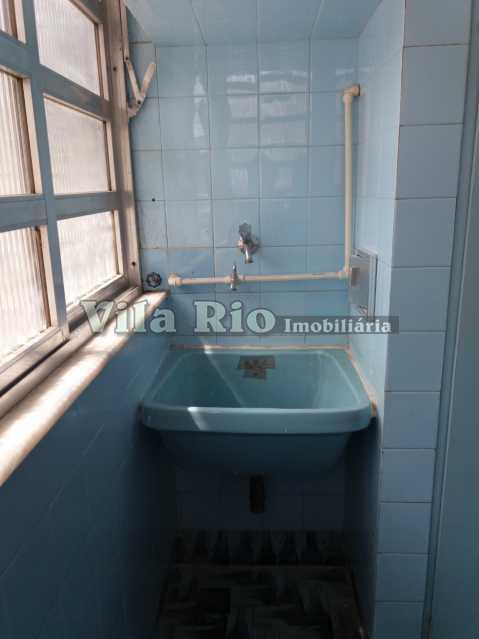 ÁREA - Apartamento À VENDA, Penha, Rio de Janeiro, RJ - VAP30035 - 16