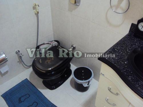 BANHEIRO - Apartamento 2 quartos à venda Vista Alegre, Rio de Janeiro - R$ 430.000 - VA20753 - 9