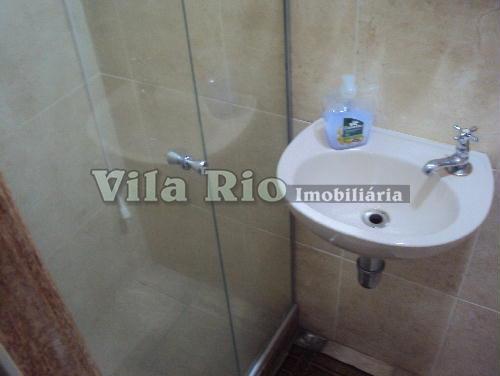 BANHEIRO EMPREGADA - Apartamento 2 quartos à venda Vista Alegre, Rio de Janeiro - R$ 430.000 - VA20753 - 11