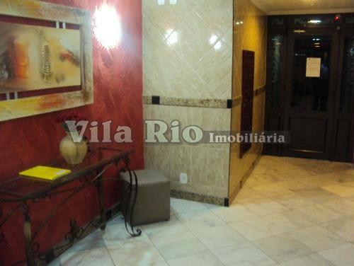 HALL1 - Apartamento 2 quartos à venda Vista Alegre, Rio de Janeiro - R$ 430.000 - VA20753 - 29