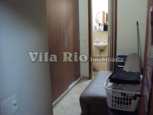 QUARTO DE EMPREGADA - Apartamento 2 quartos à venda Vista Alegre, Rio de Janeiro - R$ 430.000 - VA20753 - 8