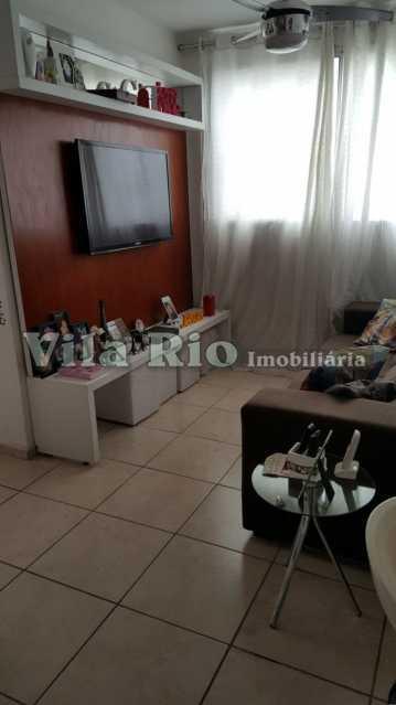 SALA - Apartamento 2 quartos à venda Honório Gurgel, Rio de Janeiro - R$ 170.000 - VAP20132 - 1