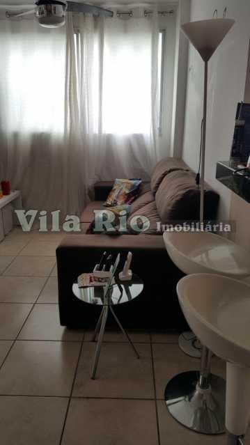 SALA1 - Apartamento 2 quartos à venda Honório Gurgel, Rio de Janeiro - R$ 170.000 - VAP20132 - 6