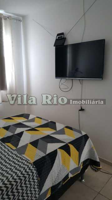 QUARTO1.2 - Apartamento 2 quartos à venda Honório Gurgel, Rio de Janeiro - R$ 170.000 - VAP20132 - 8