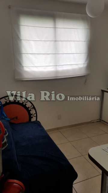 QUARTO2 - Apartamento 2 quartos à venda Honório Gurgel, Rio de Janeiro - R$ 170.000 - VAP20132 - 10