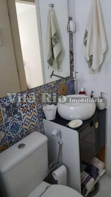 BANHEIRO1 - Apartamento 2 quartos à venda Honório Gurgel, Rio de Janeiro - R$ 170.000 - VAP20132 - 14