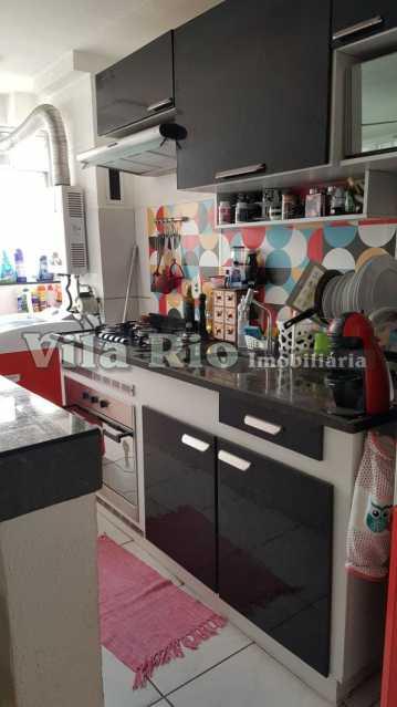 COZINHA - Apartamento 2 quartos à venda Honório Gurgel, Rio de Janeiro - R$ 170.000 - VAP20132 - 16