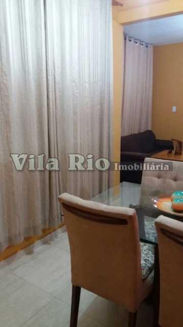 SALA1.1 - Casa 2 quartos à venda Honório Gurgel, Rio de Janeiro - R$ 390.000 - VCA20014 - 3