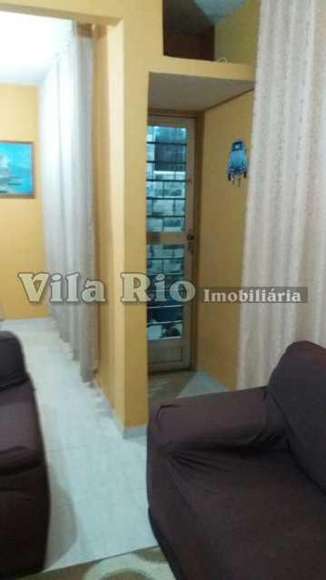 SALA1.3 - Casa 2 quartos à venda Honório Gurgel, Rio de Janeiro - R$ 390.000 - VCA20014 - 4
