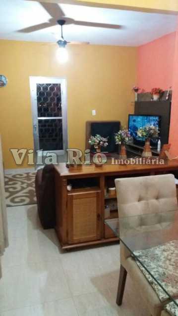 SALA2.1 - Casa 2 quartos à venda Honório Gurgel, Rio de Janeiro - R$ 390.000 - VCA20014 - 7