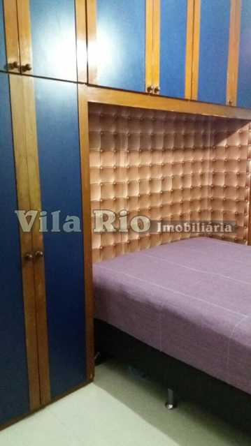 QUARTO1.1 - Casa 2 quartos à venda Honório Gurgel, Rio de Janeiro - R$ 390.000 - VCA20014 - 12