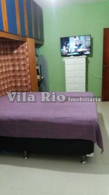QUARTO1 - Casa 2 quartos à venda Honório Gurgel, Rio de Janeiro - R$ 390.000 - VCA20014 - 13