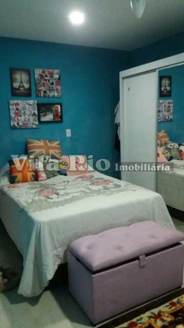 QUARTO2 - Casa 2 quartos à venda Honório Gurgel, Rio de Janeiro - R$ 390.000 - VCA20014 - 16