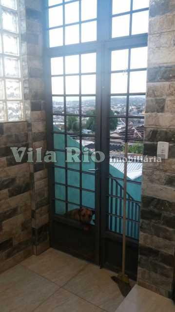 ÁREA - Casa 2 quartos à venda Honório Gurgel, Rio de Janeiro - R$ 390.000 - VCA20014 - 17