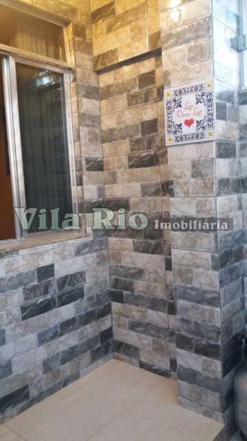 ÁREA1.1 - Casa 2 quartos à venda Honório Gurgel, Rio de Janeiro - R$ 390.000 - VCA20014 - 18