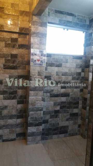 ÁREA1 - Casa 2 quartos à venda Honório Gurgel, Rio de Janeiro - R$ 390.000 - VCA20014 - 19