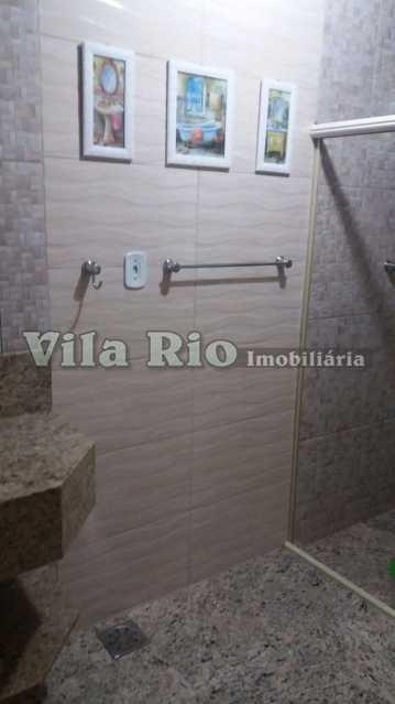 BANHEIRO1.1 - Casa 2 quartos à venda Honório Gurgel, Rio de Janeiro - R$ 390.000 - VCA20014 - 21